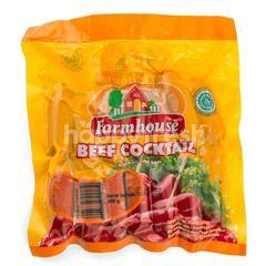 Farmhouse Sosis Sapi Koktail