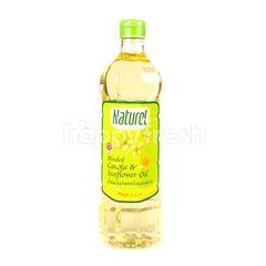 Naturel Blended Canola & Sunflower Oil