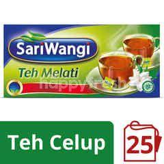 Sariwangi Jasmine Tea Bags (25 teabags)