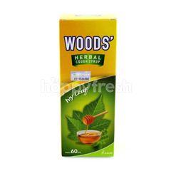 Wood's Ivy Leaf Herbal Cough Syrup