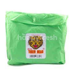 Tiger Head Jas Hujan Hijau untuk Remaja