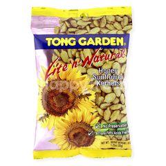 TONG GARDEN Lite 'n' Natural Honey Sunflower Kernels