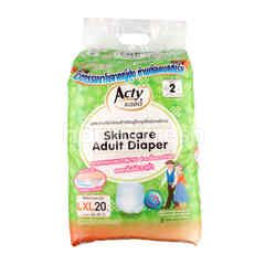 Acty Skincare Adult Diapers Size L-XL