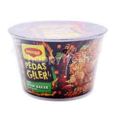 Maggi Pedas Giler Grilled Chicken Flavoured Instant Noodle