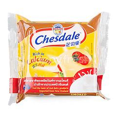 Chesdale Smoked Flavoured Cheddar Cheese Slices Spread
