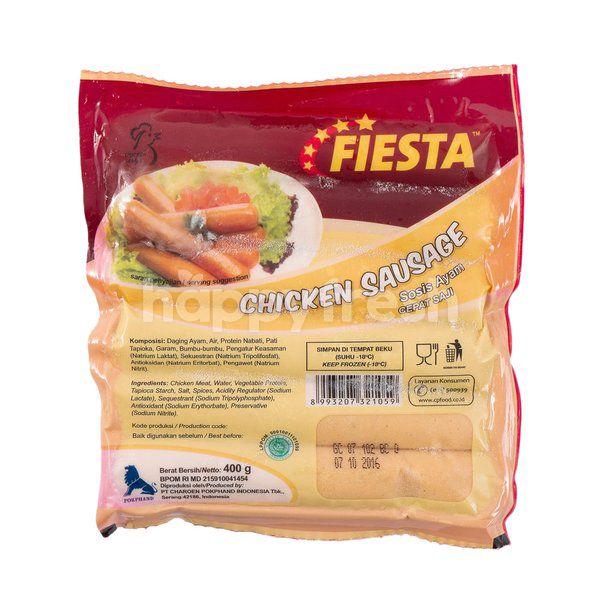 Fiesta Chicken Sausage