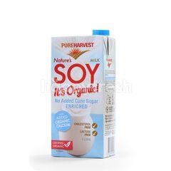 Pureharvest Organic Nature'S Soy Enriched Milk