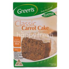 Green's Classic Carrot Cake