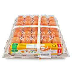 Betagro Egg No.1 30 Pcs