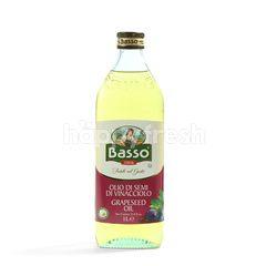 Basso Olio Di Vinacciolo Grapeseed Oil