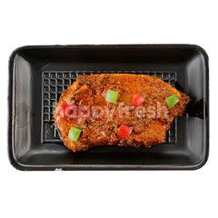 Marinated Pork Loin Steak