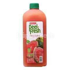 Marigold Peel Fresh Pink Guava Juice Drink