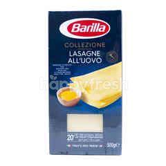 Barilla Pasta Lasagne All Uovo Bolognesi