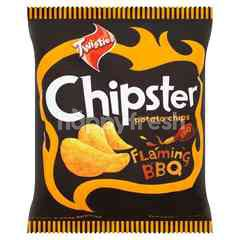TWISTIES Chipster Flaming BBQ