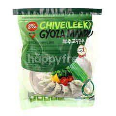 ALL GROO Chive (Leek) Gyoza Mandu
