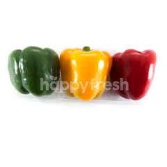 Traffic Light Capsicums