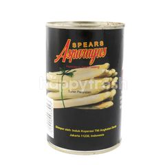 Tts Asparagus dalam Kaleng