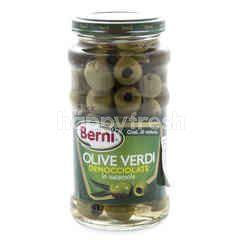 Berni Olive Verdi Denocciolate in Salamonia