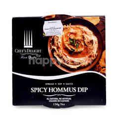 Chef's Delight Spicy Hommus Dip