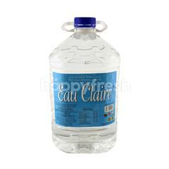 EAU CLAIRE Natural Mineral Water