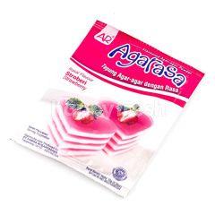 Agarasa Strawberry Instant Jelly Powder