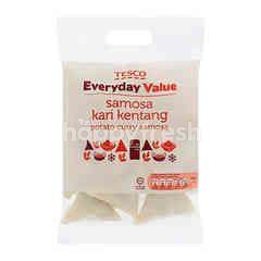Tesco Everyday Value Potato Curry Samosa