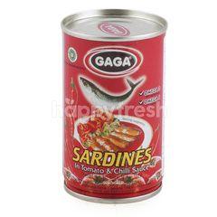 Gaga Sardenin Tomato & Chili Sauce