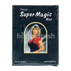 Super Magic Tissue Man