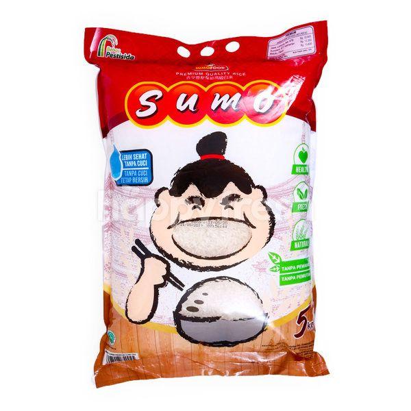 Sumo Natural White Rice