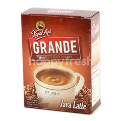 Kapal Api Grande Java Latte Kopi