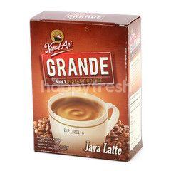 Kapal Api Grande Java Latte Coffee