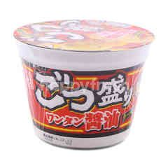 Maruchan Gotsumori Wantan Soy Sauce Instant Ramen