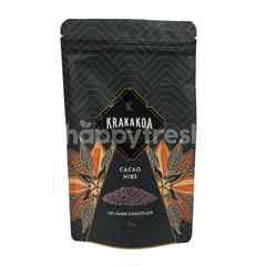 Krakakoa Cacao Nibs 70% Dark Chocolate