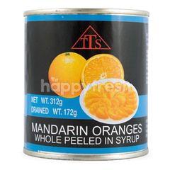 Tts Buah Jeruk Mandarin dalam Sirup