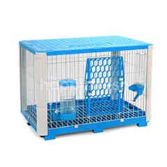 Ace Pet Cage 2.5Ft With Plastic Top (Assorted)