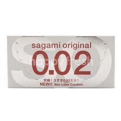 Sagami Original Ultimate Kondom Tanpa Latex