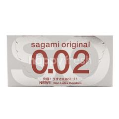 Sagami Original Ultimate non Latex Condom