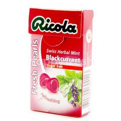 Ricola Refreshing Pearls Blackcurrant