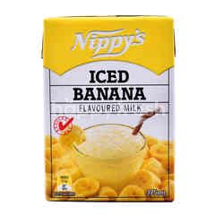 NIPPY'S Iced Banana Flavoured Milk