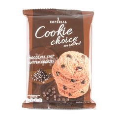Cookie Choice Chocolate Chip Butter Cookies