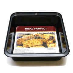 Home Perfect 9' Square Square Cake Pan