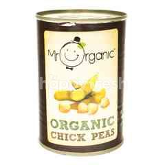 Mr Organic Organic Chick Peas