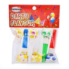 Sundino Party Blow Out Dragon  (6 Pieces)