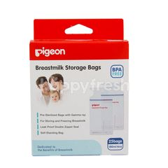 Pigeon Breastmilk Storage Bags