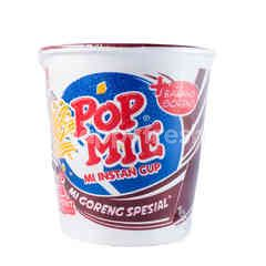 Pop Mie Mi Instan Cup Rasa Mi Goreng Spesial