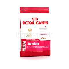 Royal Canin Medium Junior Dog Food (Puppies Up To 12 Months Old)