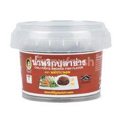 Maepranom Chili Paste Smoked Fish Flavor