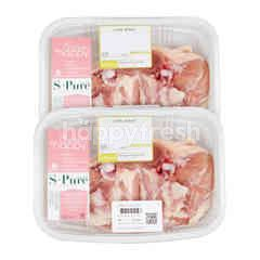 S-Pure Chicken Thigh Twinpack