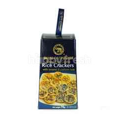 Blue Elephant Rice Crackers