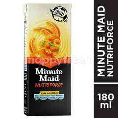 Minute Maid Nutriforce Orange Flavor Drink